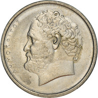 Monnaie, Grèce, 10 Drachmes, 1982, SUP, Copper-nickel, KM:132 - Yugoslavia