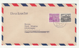 Friedrich Hederer, Lorch Letter Cover Posted 1956 B211015 - Briefe U. Dokumente