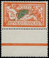 ** FRANCE - Poste - 145, Signé Roumet, Très Bon Centrage, Bdf: 2f. Merson - Unused Stamps