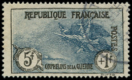 O FRANCE - Poste - 232, 5f. + 1f. Orphelins - Used Stamps