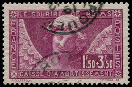 O FRANCE - Poste - 256, Sourire De Reims - Used Stamps