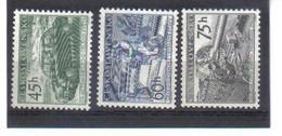 BAU713 TSCHECHOSLOWAKEI 1955 Michl  899/01 ** Postfrisch SIEHE ABBILDUNG - Unused Stamps