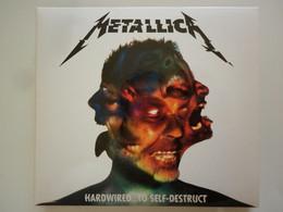 Metallica Double Cd Album Digipack Hardwired...To Self-Destruct - Non Classificati