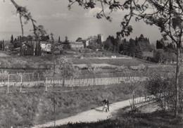 MALCESINE-VERONA-LAGO DI GARDA-CARTOLINA VERA FOTOGRAFIA VIAGGIATA  IL 7-3-1962 - Gorizia
