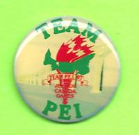 Pin's Jeux Du Canada Games '97 Team Équipe PEI - 6BB01 - Games