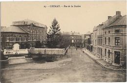 Chimay   *  Rue De La Station - Chimay