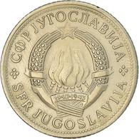 Monnaie, Yougoslavie, 5 Dinara, 1973, TTB+, Copper-Nickel-Zinc, KM:58 - Yugoslavia