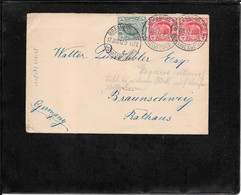 Transvaal 1923, Cover From Braafontein To Rathaus, Germany(Ref 1017a) - Transvaal (1870-1909)