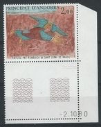 TT-/-394--  N° 290, * * , COTE 1.60 €, Je Liquide, TTB, AVEC DATE 02/10/1980 - Ungebraucht