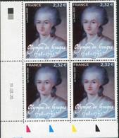France 2020 : Coin Daté Neuf Du 19.03.20 - Olympe De Gouges Portrait Attribué à Alexandre Kucharski - 2010-....