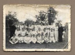 PHOTO 11,5 X 8 Cm Des Années 1930.. CLUB De GYMNASTIQUE De FLERS De L'ORNE (61).. Gymnastes - Sport