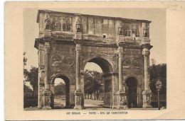 L100J242 - Rome - Art Romain - Arc De Constantin - Altri Monumenti, Edifici