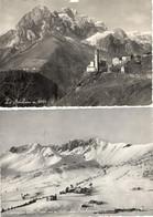 LA PRESOLANA (BERGAO) - 2 Cartolne - Cantoniera E Panorama - Bergamo