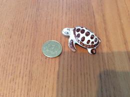 "Miniature ""tortue"" HAND PAINTED (Porcelaine) - Tartarughe"