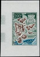 ** TERRES AUSTRALES - Poste Aérienne - 24, Non Dentelé, Cdf: 200f. Pointe Géologie - Unclassified