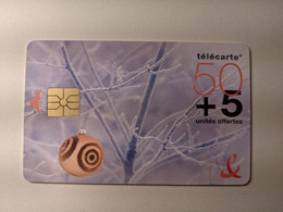 TELECARTE FRANCE TELECOM  50 +5 - Operadores De Telecom