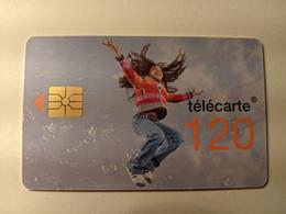 TELECARTE FRANCE TELECOM  120 - Operadores De Telecom