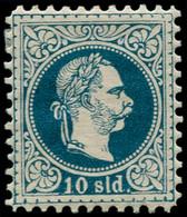 * LEVANT AUTRICHIEN - Poste - 4B, Impression Grossière, Très Beau: 10s. Beau (Netto 4I) - Eastern Austria