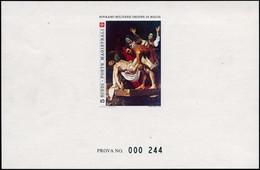 EPL ORDRE DE MALTE - Poste - 220, épreuve De Luxe Numérotée (prova):Année Sainte 1983 - Sovrano Militare Ordine Di Malta