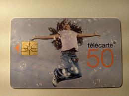 TELECARTE FRANCE TELECOM  50 - Operadores De Telecom