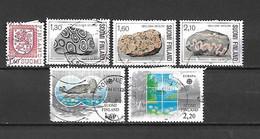 FINLANDIA - 1986 - N. 945 - N. 946/48 - N. 949/50 USATI (CATALOGO UNIFICATO) - Gebraucht
