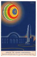 Porto * Palacio De Cristal * Arrail Da Legião Portuguesa * Ilust. Maria Vaconcellos * Postal Antigo - Publicidad