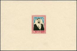 EPA DUBAI - Poste - Michel 17, épreuve En Rouge/bleu/noir: Emir Al Maktum - Dubai