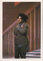 The Cure Photo Marie France Laval 1986 éditions Humour à La Carte Photo  N°79 - Cantantes Y Músicos