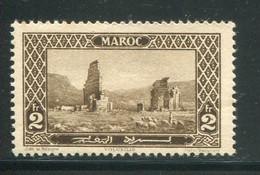 MAROC- Y&T N°120- Neuf Sans Charnière ** - Unused Stamps