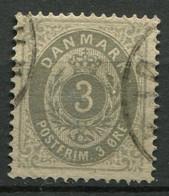 Dänemark Nr.22 I A        O  Used        (772) - Used Stamps