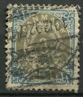 Dänemark Nr.22 I Y B        O  Used        (775) - Used Stamps