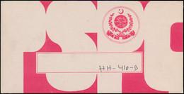 """MAQ PAKISTAN - Poste - (595), Types Non émis 2r Et 4r. Léopard Des Neiges """"WWF"""", 2 Maquettes Format Timbre Dans Un Livre - Pakistan"""