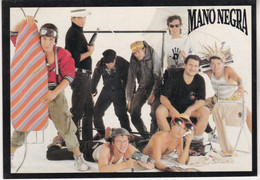 La Mano Negra éditions C E E N°1184 - Cantantes Y Músicos
