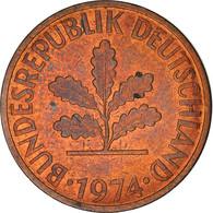 Monnaie, République Fédérale Allemande, 2 Pfennig, 1989, Stuttgart, TTB - Sonstige