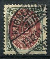 Dänemark Nr.26 I Y B         O  Used        (784) - Used Stamps