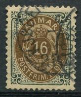 Dänemark Nr.27 I Y B         O  Used        (786) - Used Stamps