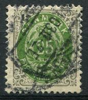 Dänemark Nr.29 I Z B         O  Used        (790) - Used Stamps