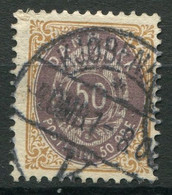 Dänemark Nr.30 I Z B         O  Used        (792) - Used Stamps