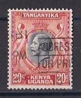 Tanganyika ( 1935   King  George V )  Y&T  N °  37   SG 114 - Other