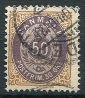Dänemark Nr.30 I Z B         O  Used        (793) - Used Stamps