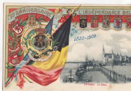 BELGIE / BELGIQUE / 1830-1905 / ONAFHANKELIJKHEID / INDEPENDANCE - Patriottiche