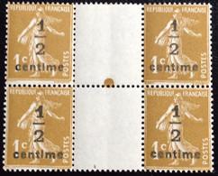 N° 279Ax4       NEUF ** SANS CHARNIÈRE   ( LOT:12081) - 1906-38 Sower - Cameo