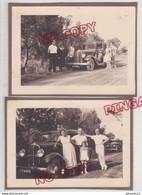 Au Plus Rapide Voiture Ancienne à Identifier Lot 2 Photos - Automobili