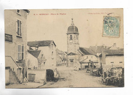 70 -MERSUAY - Place De L' Eglise - Other Municipalities