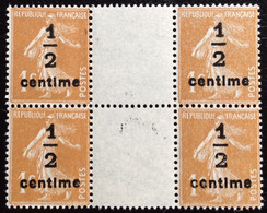 N° 279Bx4       NEUF ** SANS CHARNIÈRE   ( LOT:12084) - 1906-38 Sower - Cameo