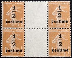 N° 279Bx4       NEUF ** SANS CHARNIÈRE   ( LOT:12086) - 1906-38 Sower - Cameo