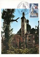 France 1933 Fdc Instituts Catholiques - Cristianesimo