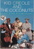 Kid Creole And The Coconuts Guest Star Rita Mitsouko éditions Humour à La Carte N°341 - Cantantes Y Músicos
