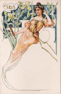 Art Nouveau - L'Iris - Altre Illustrazioni