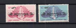 !!! LEVANT, PA N°8 ET 9 NEUFS * SIGNEES - Unused Stamps